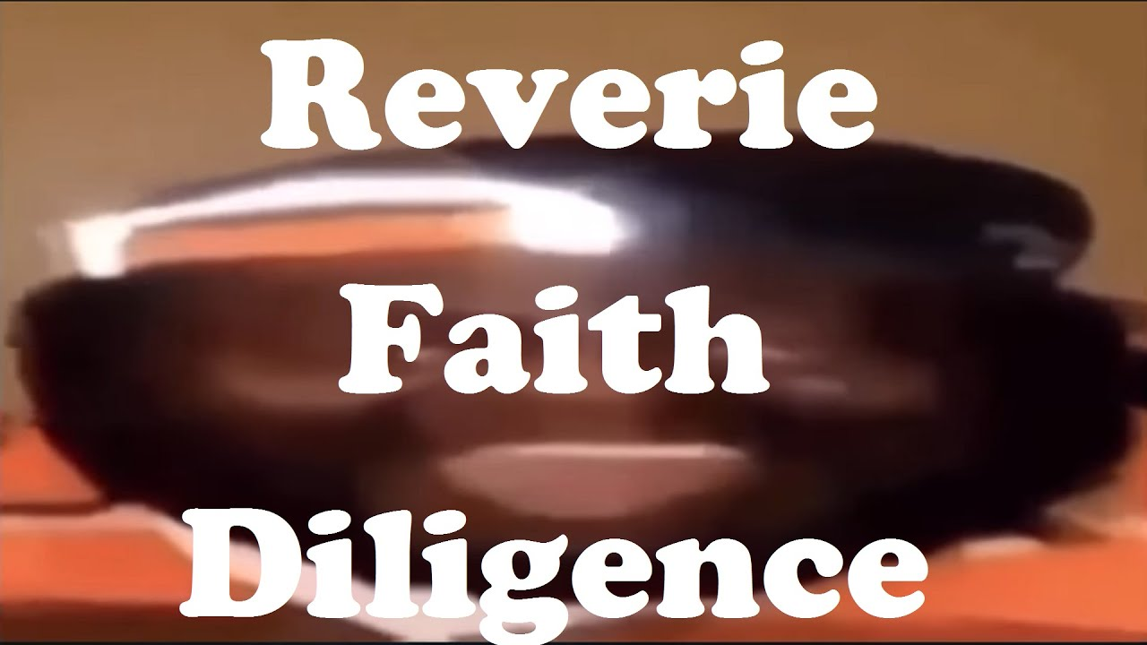 Ocular Miracle Trilogy - Reverie, Faith & Diligence l Geometry Dash