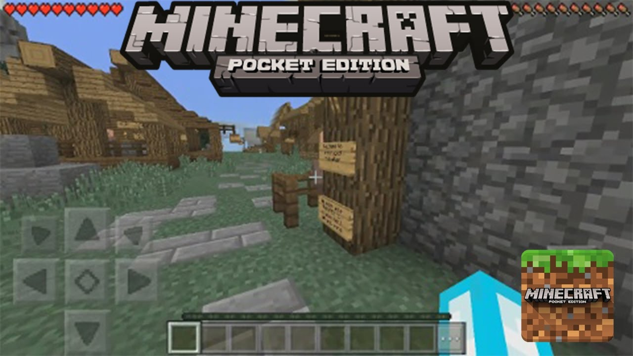 Kota Tersepi Mcpe The Relic Of Riverwood Adventure Map Minecraft Pocket Edition Indonesia Youtube
