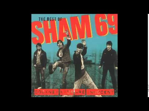 Sham69 - Borstal breakout