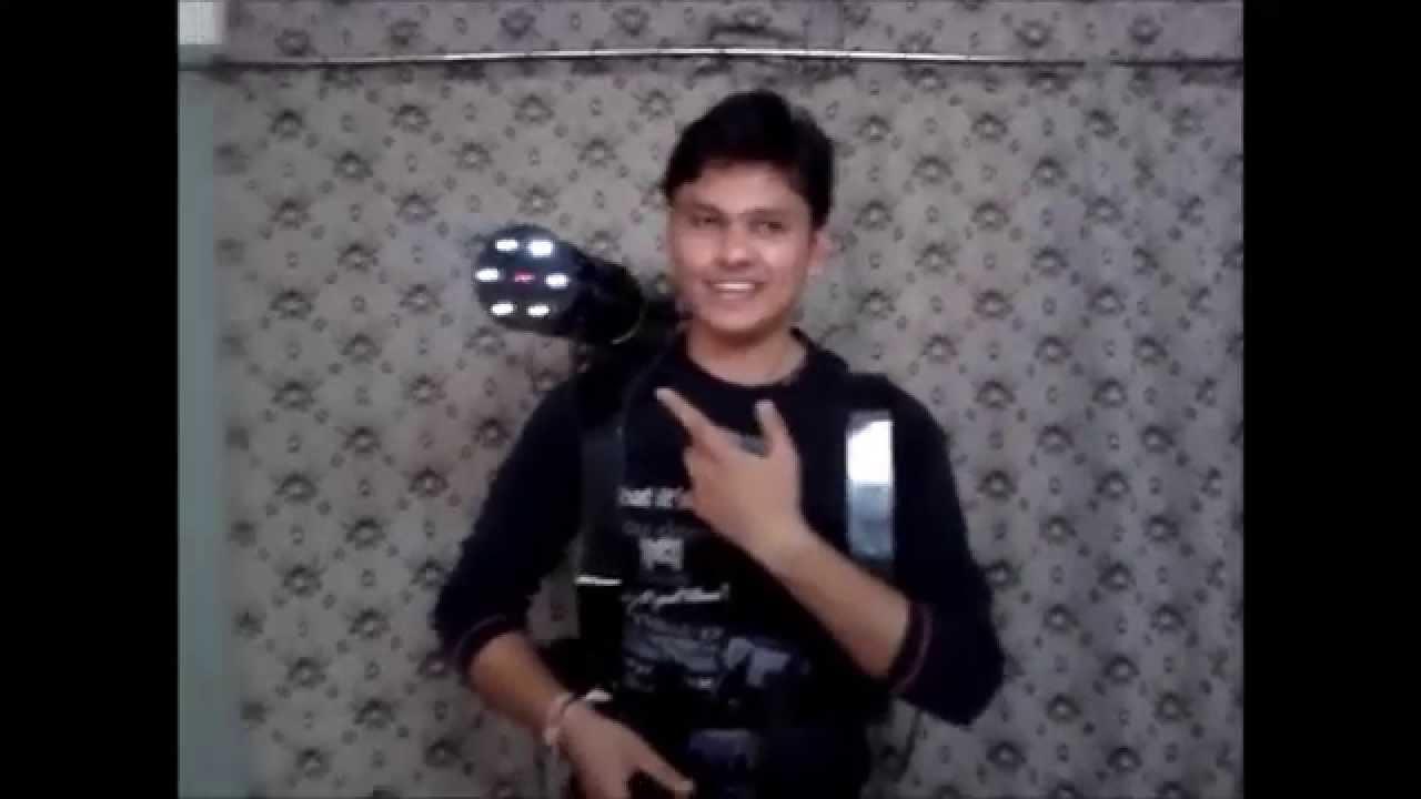 War machine Suit's M-134 Machine gun From Iron man 2 - YouTube