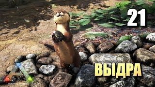ВЫДРА • ARK SURVIVAL EVOLVED • #21