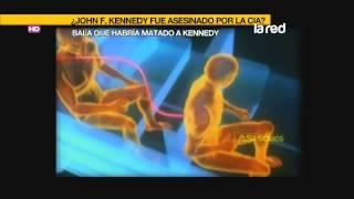 ¿John F.  Kennedy fue asesinado por la CIA?