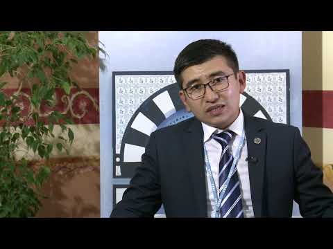 ITU INTERVIEWS @ WTIS-17: Timur Mashanpin, Head of Mobile Communications Department, Uzbekistan