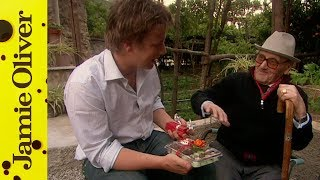 Jamie Oliver And Gennaro Contaldo's Father.