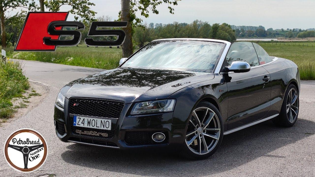 2011 Audi S5 3.0 TFSI | Prezentacja i wrażenia z jazdy.