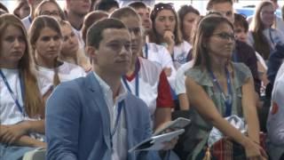"27 августа 2016 Защита практикума на ""Территории смыслов - 2016"""