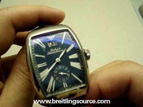 Dubey & Schaldenbrand Aerodyn Date Automatic Watch - YouTube