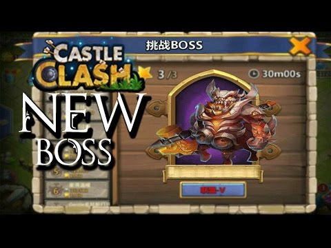 Castle Clash Boss 4