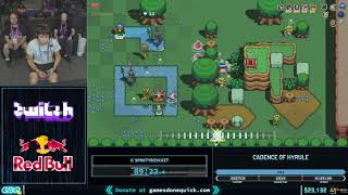 Cadence Of Hyrule By Spootybiscuit In 31:17 - Gdqx 2019