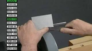 Tormek Tool Rest Svd-110