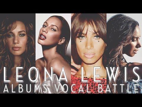 Leona Lewis - Album Vocal Battle (E3 - C#6)