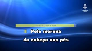 ♫ Demo - Karaoke - PELE MORENA  - Grupo Costa Verde