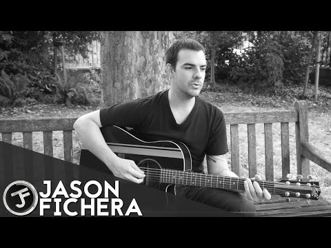 Calum Scott - Dancing on my own (Acoustic Cover by Jason Fichera) - original song by Robyn