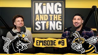 Teddy Rubskins | King and the Sting w/ Theo Von & Brendan Schaub #9