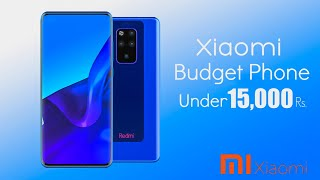 Top 5 Best Xiaomi Phones Under ₹15,000