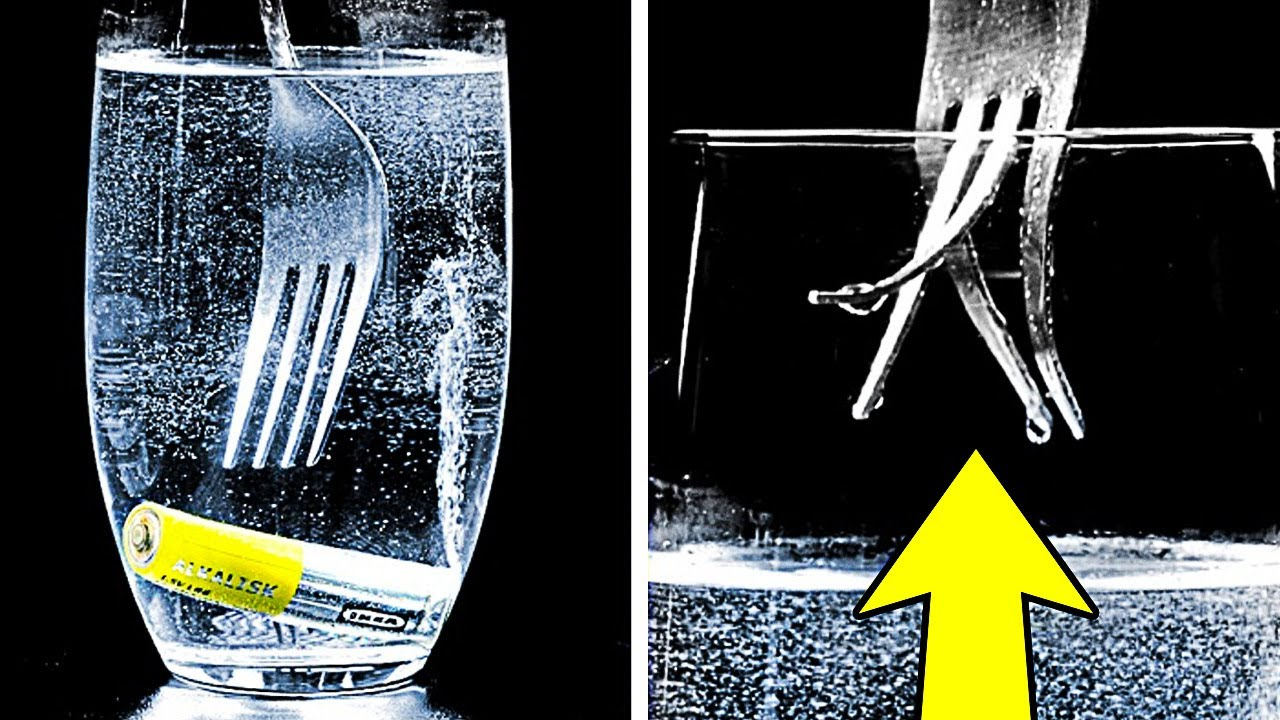 Scientific Experiments To Blow Your Mind!