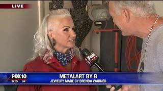 Cory's Corner: Metalart By B