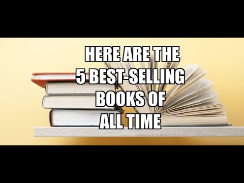 HERE ARE THE 5 BEST-SELLING BOOKS OF ALL TIME MUST READ|| MUST READ|| #READ #BOOKS#TOP