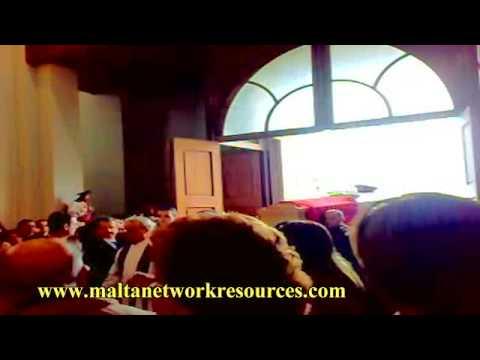 Matthew Psaila's Military Funeral Clip 1