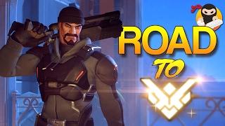 Overwatch - Road 2 Grand Master!