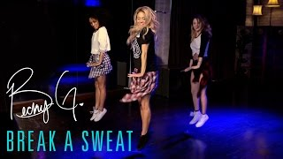 Becky G - Break A Sweat (Dance Tutorial)