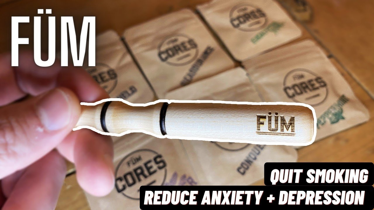 Download FUM: Essential Oil Inhaler RAW Review | What is It? Does it Work? Worth the Money?