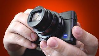Лучшая Камера для Влога [ Sony RX100 VI ]