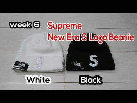 90049bf8a2a Supreme 17FW Week6、New Era S Logo Beanie(シュプリーム ニューエラ Sロゴ ビーニー )