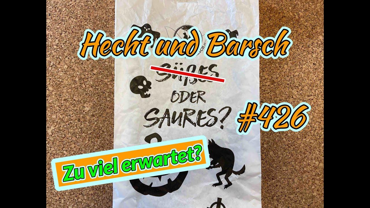 Download Hecht und Barsch, Süßes oder Saures 2021! 3 Pakete im Unboxing!
