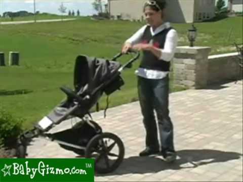 Baby Gizmo Mountain Buggy Terrain Stroller Review