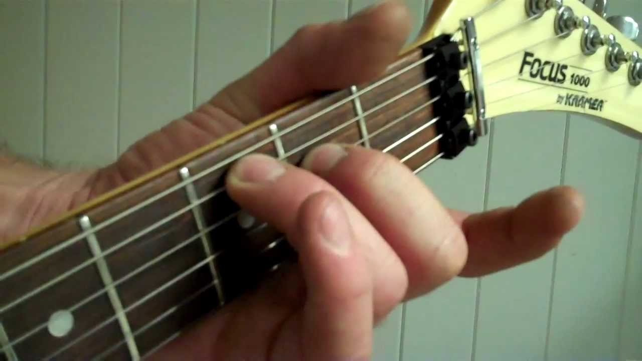 Easy Chords Part 1 A B C D Chord Positions Youtube Electric Guitar Diagram Parts Definitions