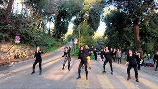 Earth, Wind & Fire Let's Groove   Dance At The Park   Zaldy Lanas