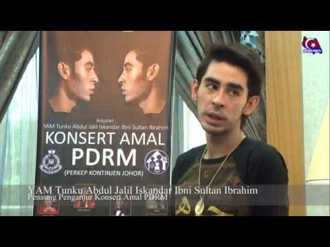 Saya Sayang PDRM & amat faham keadaan keluarga polis - Tunku Jalil