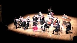 Astor Piazzolla (1921-1992) -Doble Concierto para Bandoneón y guitarra- I.Cadencia - II.Milonga