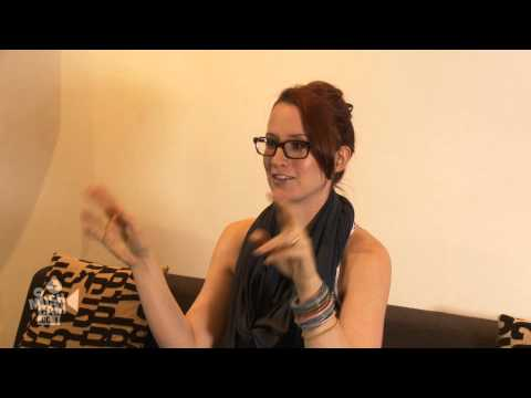Ingrid Michaelson interview   Moshcam