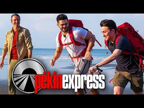 PEKIN EXPRESS : ON FAIT LA COURSE OFFICIELLE #1 (feat. FastGoodCuisine & Stéphane Rotenberg)