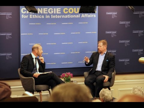 Global Ethics Forum: Blood Year: The Unraveling of Western Counterterrorism