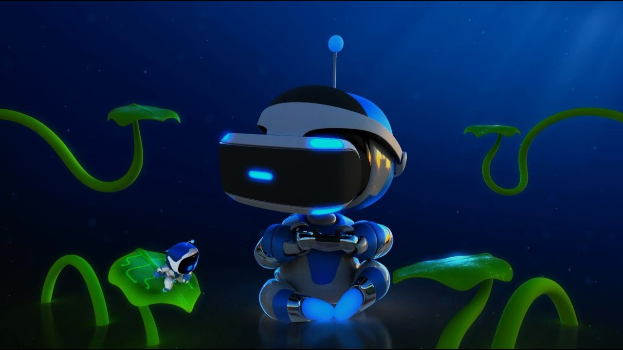 PS VR『ASTRO BOT:RESCUE MISSION』實演影片