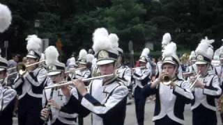 LT Marching Band in the Pet Parade