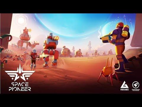 SPACE PIONEER -Game Menembak Alien |