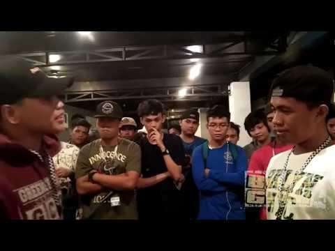 BINUNDAKAY - Janskiee vs Gringo @ BILIN GAHI 2018