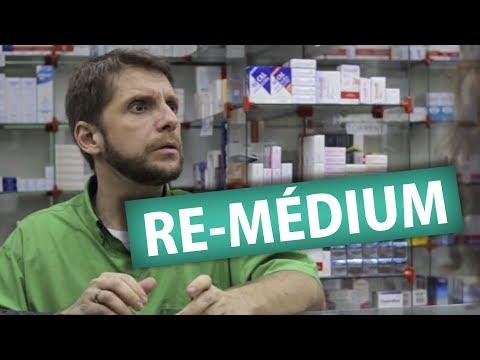 REMÉDIUM (Humor E Espiritismo)
