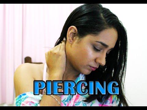 Tudo sobre meu piercing | Rafaela Sá