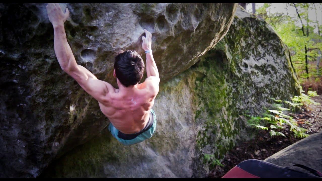 Fontainebleau - Bouldering Weekendtrip 2016