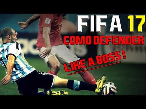COMO DEFENDER EN FIFA 17!! Nuevo Tutorial (PS4 HD)