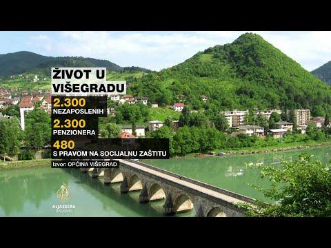 Višegrad: Bogato naslijeđe, siromašan život