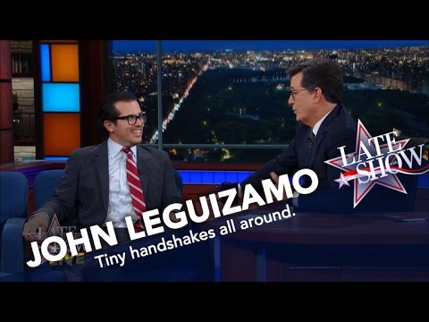 John Leguizamo Went Clubbing With Donald Trump In The 90s fragman