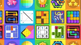 Puzzle Out amazing puzzle collection game in Google Play