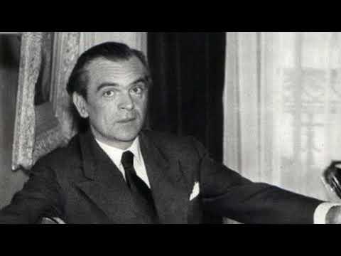 Witold Małcużyński plays Rachmaninoff Piano Concerto No.3 (1949 recording)