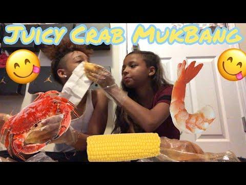 The Juicy Crab ( MukBang